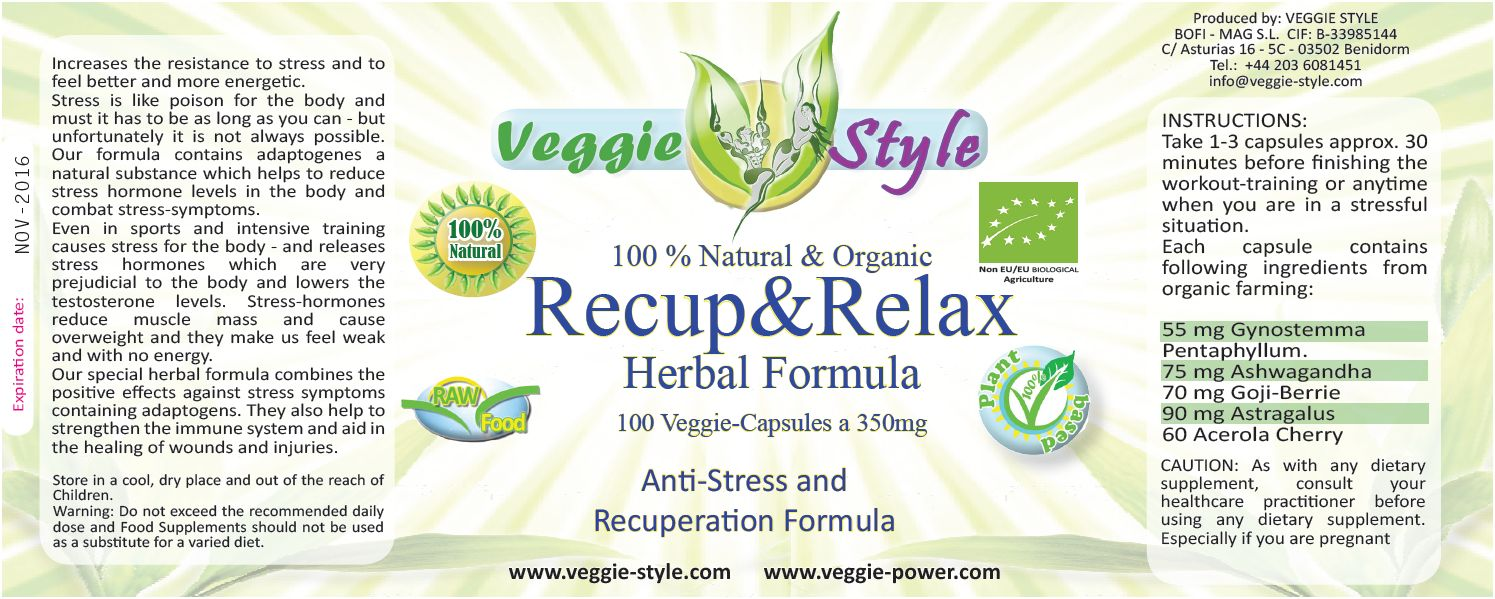 recup-relax-antistress-formula-label